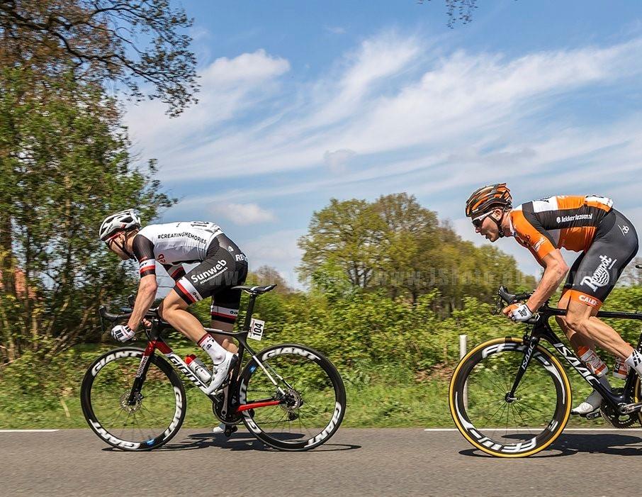 Joris Nieuwenhuis uitslag Ronde van Overijssel wielrennen